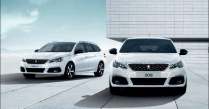 PEUGEOT 308 / 308SW / 3008 - Ready to go
