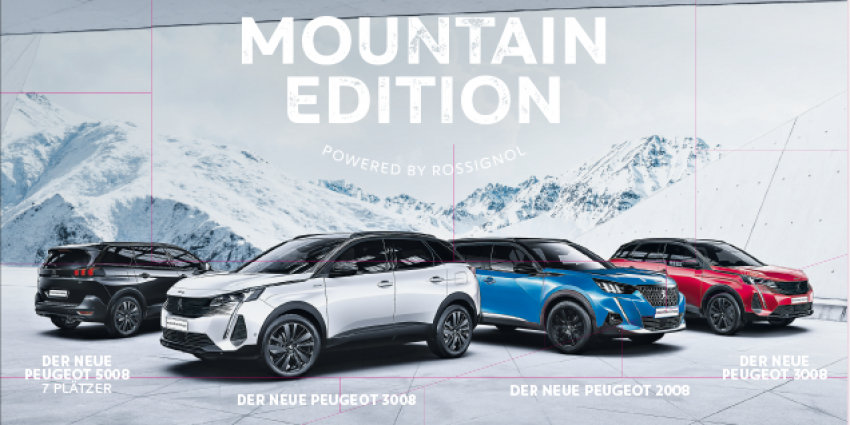 Peugeot Mountain Edition